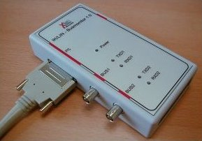 2 channel bus transceiver